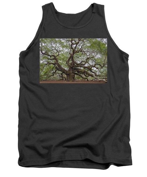 Sc Angel Oak Tree Tank Top