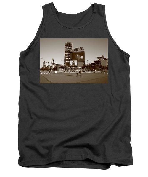 Citizens Bank Park - Philadelphia Phillies Tank Top