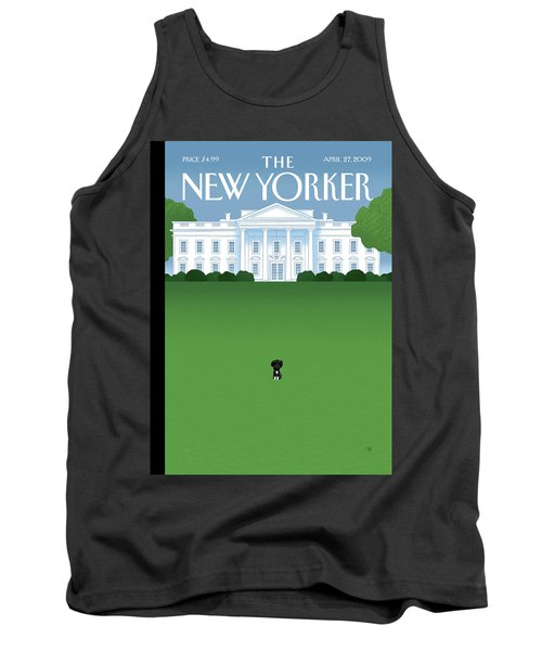 New Yorker April 27th, 2009 Tank Top
