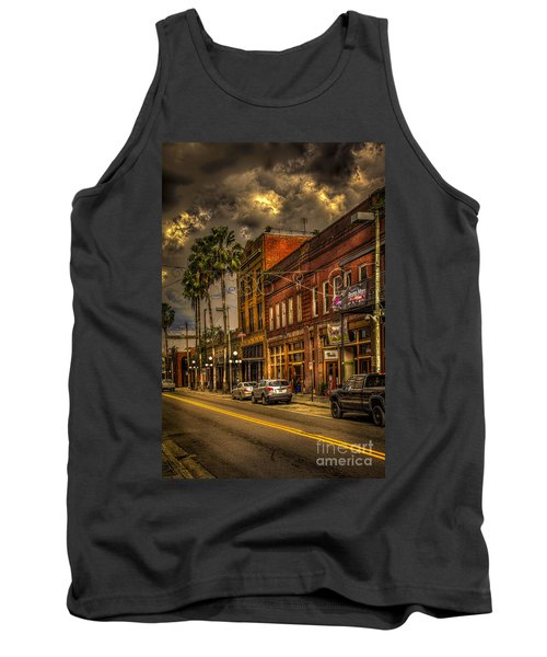 7th Avenue Tank Top by Marvin Spates
