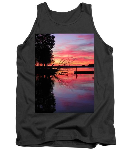 Sunset 9 Tank Top