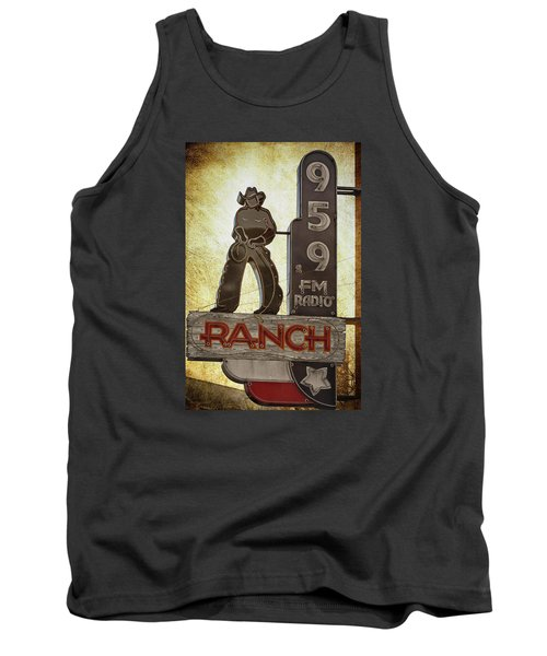 95.9 The Ranch Tank Top