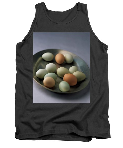 A Bowl Of Eggs Tank Top