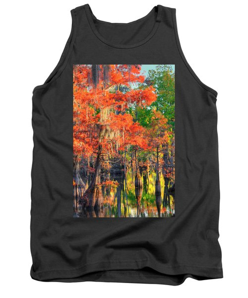 A Change Of Colors Tank Top