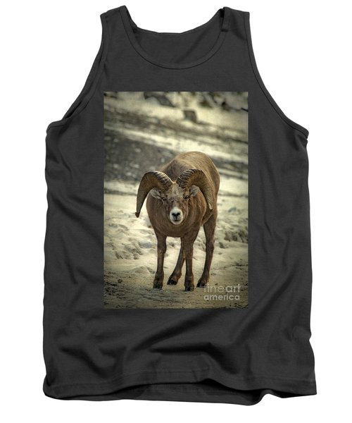 A Close Encounter Tank Top