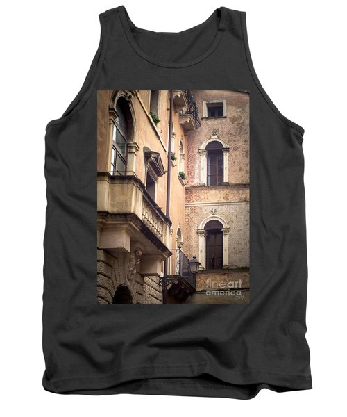 A Corner Of Vicenza Italy Tank Top