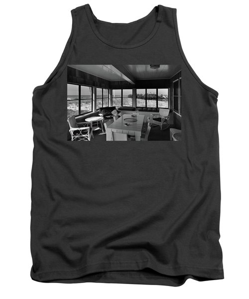 A Covered Porch With A View Tank Top