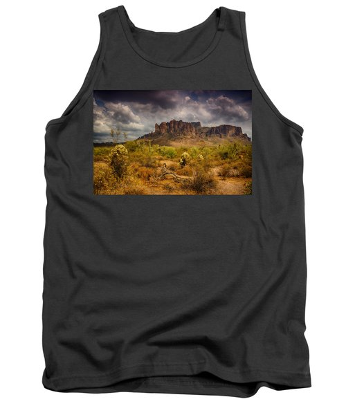 A Day At The Superstitions  Tank Top