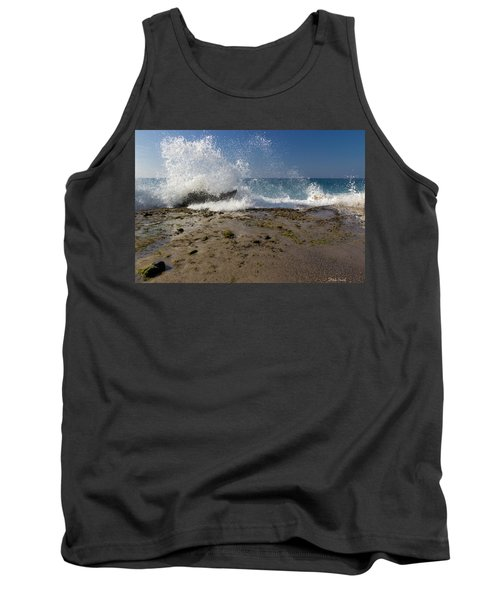 Tank Top featuring the photograph A Day Like Today by Heidi Smith