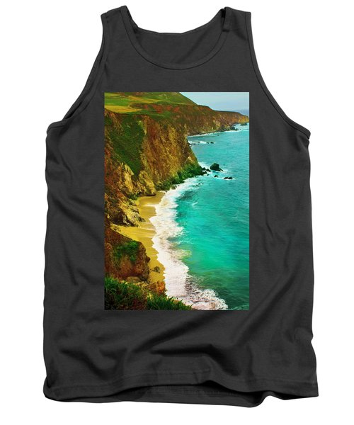 A Day On The Ocean Tank Top