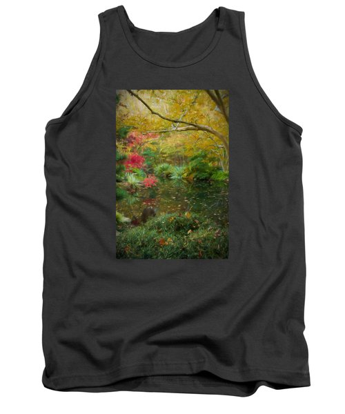 A Fall Afternoon Tank Top