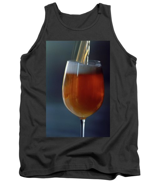 A Glass Of Beer Tank Top
