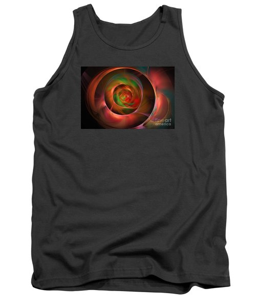 A Kind Of Inner Opalescence Tank Top