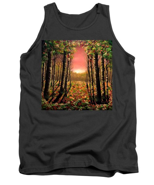 A Kiss Of Life Tank Top