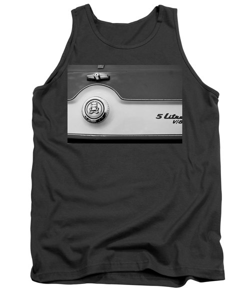 Tank Top featuring the photograph A M C 1972 Gremlin Marque by John Schneider