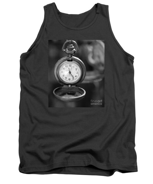 A Moment In Time Tank Top by Nina Silver
