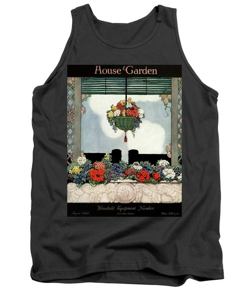 A Neo-classical Marble Window Sill Tank Top
