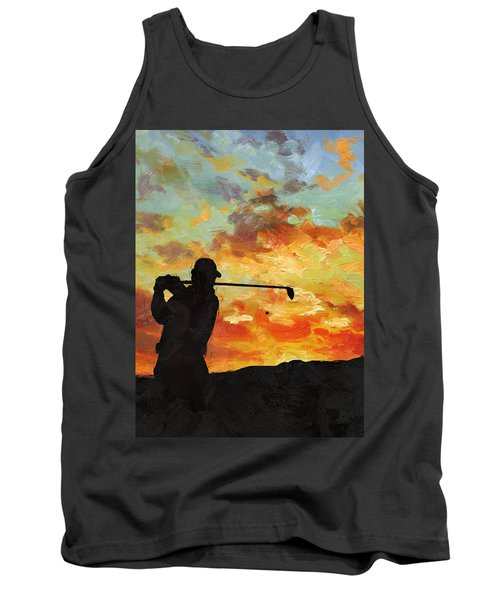 A New Dawn Tank Top