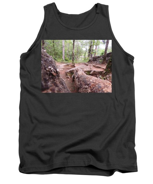 A New View From The Woods Tank Top