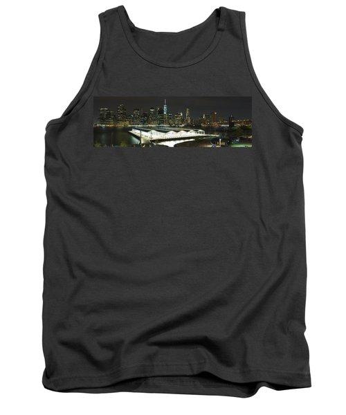 A New York City Night Tank Top