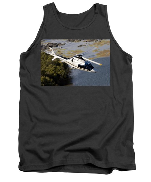 A Paining Tank Top by Paul Job