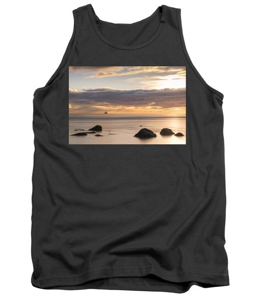 A Peaceful Sunrise Tank Top