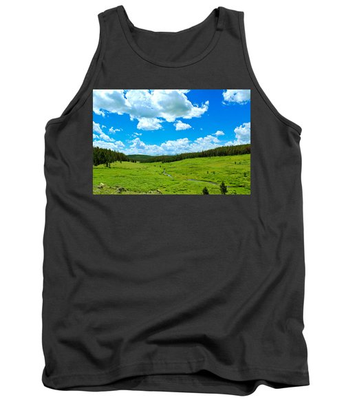 A Place To Relax Tank Top