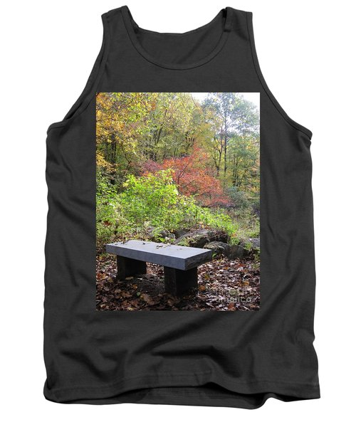 A Place To Think II Tank Top