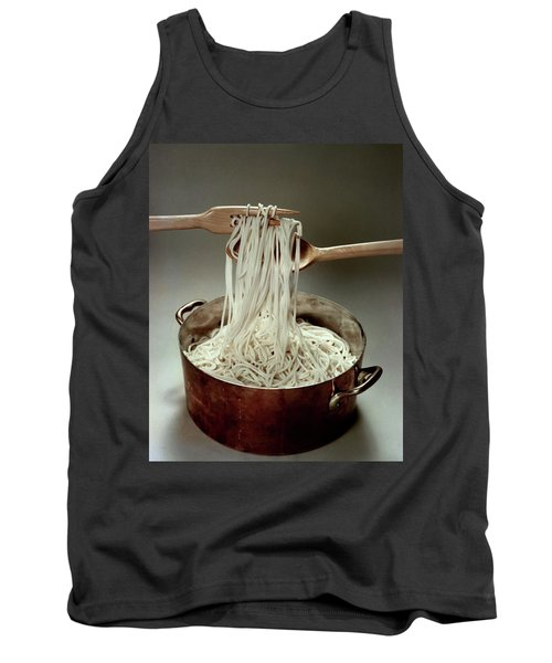 A Pot Of Spaghetti Tank Top