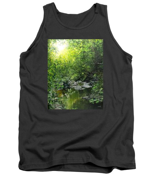 A Road Less Traveled Tank Top