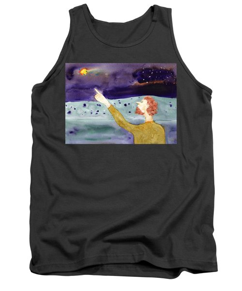 A Sighting Tank Top
