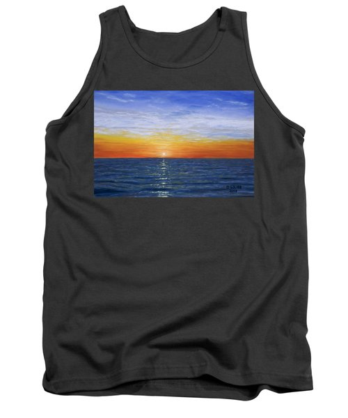 A Silent Moment Tank Top