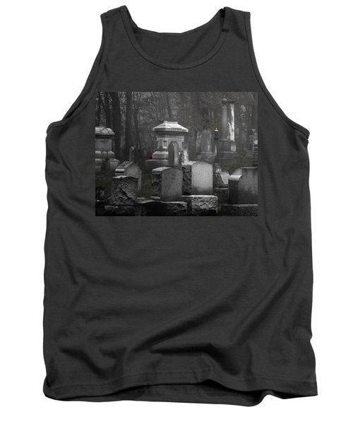 A Single Red Rose Tank Top