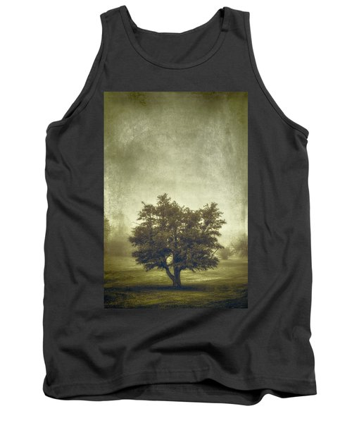 A Tree In The Fog 2 Tank Top