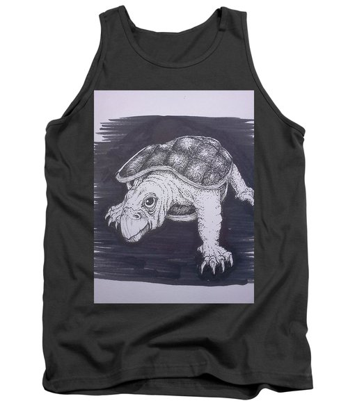 A Turtle Named Puppy Tank Top