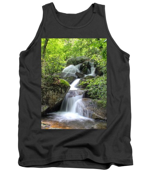 A Walk Along The Jacob Fork Tank Top
