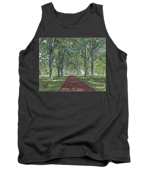 Washington Crossing State Park Tank Top