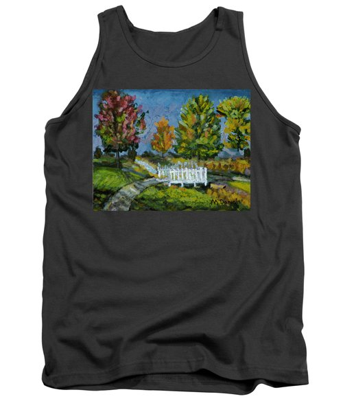 A Walk In The Park Tank Top