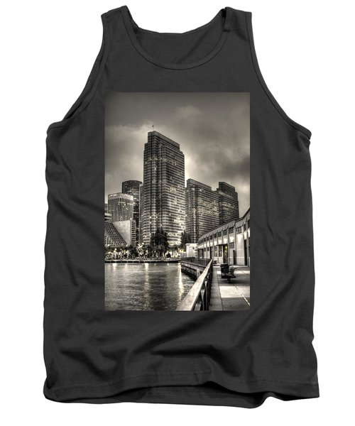 A Walk On The Embarcadero Waterfront Tank Top