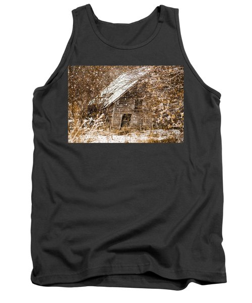 A Winter Shed Tank Top