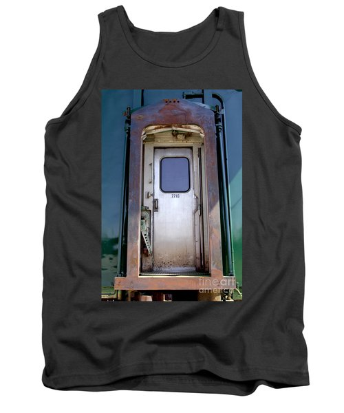 Abandoned Brilliance Tank Top