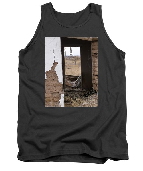 Abandoned In Texas Tank Top