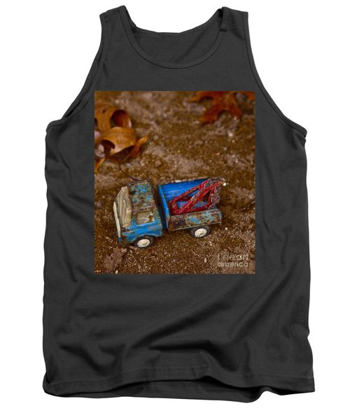 Abandoned Truck Tank Top