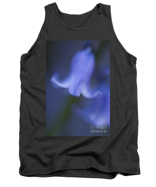 Abstract Bluebell Tank Top
