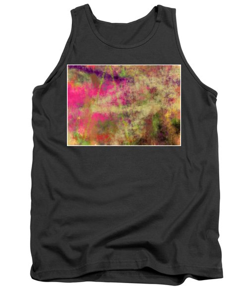 Abstract Dream Profile Tank Top