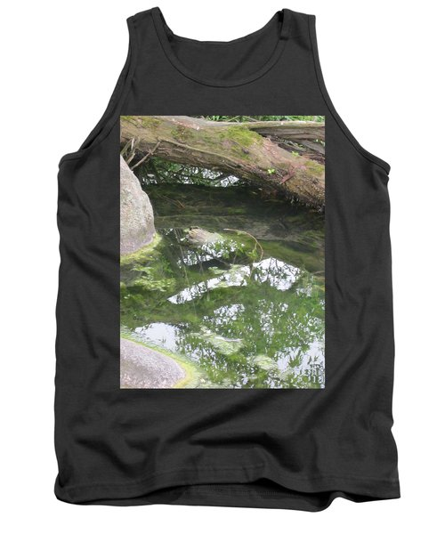 Abstract Nature 3 Tank Top