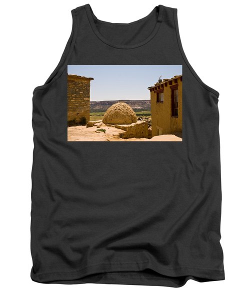 Acoma Oven Tank Top by James Gay