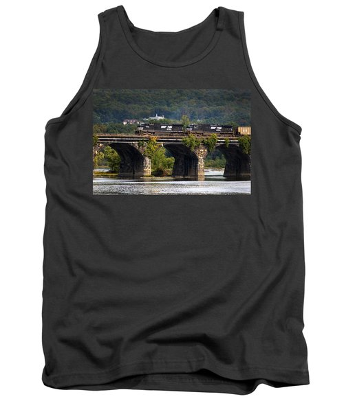 Across The Rockville Tank Top by Paul W Faust -  Impressions of Light