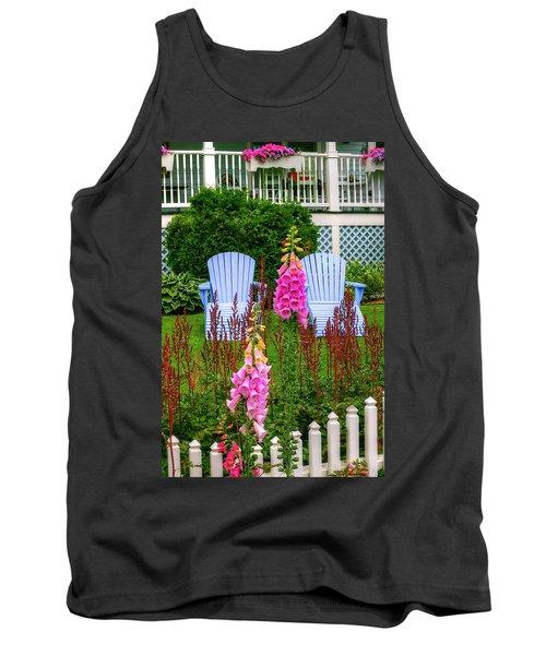Adirondack Garden Tank Top
