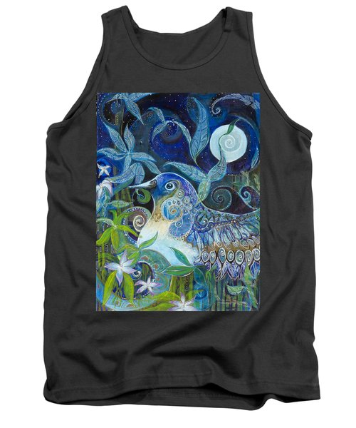 Admiration Tank Top by Leela Payne